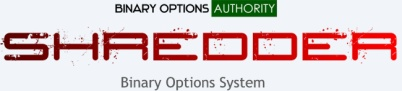 SHREDDER Binary Options System