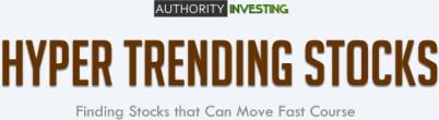 Hyper Trending Stocks