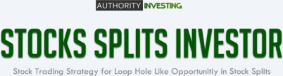 Stocks Splits Investor