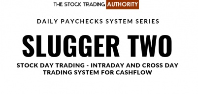 SLUGGER TWO - Stock Day Trading - Intraday And Cross Day Trading System For Cashflow