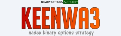 KEENWA3 NADEX Binary Options Strategy