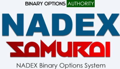 NADEX SAMURAI Precision NADEX 2 Hour Binary Options System