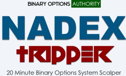 NADEX TRIPPER 20 Minute NADEX Binary Options Scalper