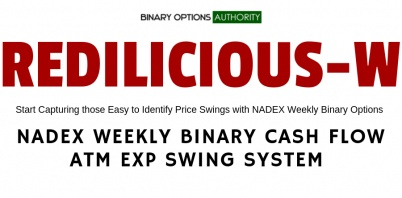 REDILICIOUS-W NADEX Weekly Binary Cash Flow ATM Exp Swing System