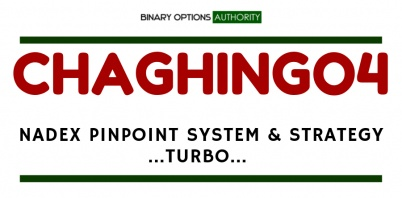 CHACHINGO4 NADEX Pinpoint System & Strategy
