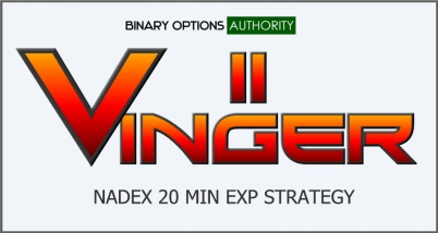 VINGER II NADEX 20 Min Expiration Strategy