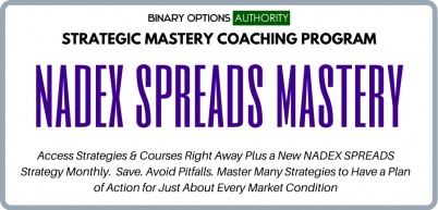 NADEX SPREADS MASTERY Coaching Program