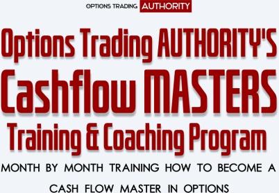 Options Trading AUTHORITY CASHFLOW MASTERS Program Trial