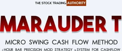 MARAUDER T Stock Micro Swing Cash Flow Method