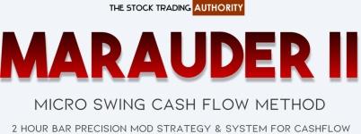 MARAUDER ii Stock Micro Swing Cash Flow Method