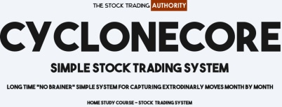 CYCLONECORE Simple Stock Trading System