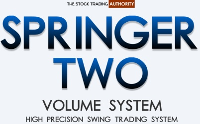SPRINGER TWO - High Precision Volume Swing Trading System