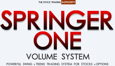 SPRINGER ONE - Powerful Swing & Trend Trading System
