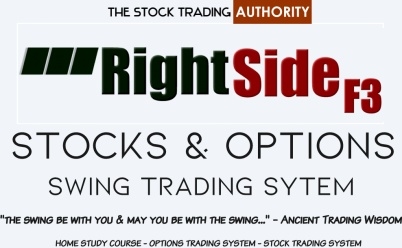 RightSideF3 Stocks & Options Swing Trading System