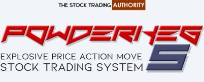 POWDERKEG5 - Explosive Price Action Move Stock Trading System