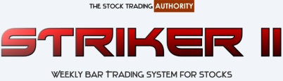 STRIKER II Weekly Bar Trading System