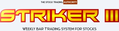 STRIKER III Weekly Bar Trading System