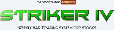 STRIKER IV Weekly Bar Trading System