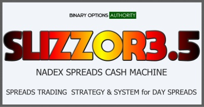 SLIZZOR3.5 NADEX Spreads Trading System & Strategy