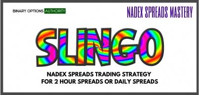 SLINGO NADEX Spreads Strategy