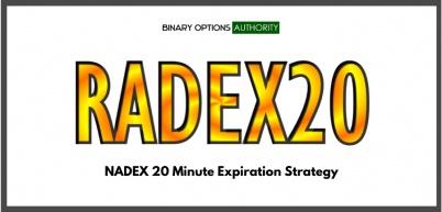 RADEX20 NADEX 20 EXP Strategy