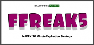 FREAK5 NADEX 20 Minute Expiration Strategy
