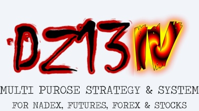 DZ13 iv - MULTI PUROSE STRATEGY & SYSTEM FOR NADEX, FUTURES, FOREX & STOCKS