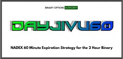 DAYJIVU60 NADEX 60 Minute Expiration Strategy