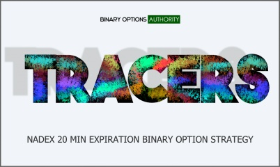 TRACERS  NADEX 20 Expiration  Binary Options Strategy