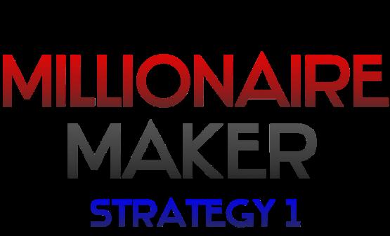 Options Millionaire Maker Strategy 1