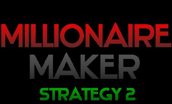 Options Millionaire Maker Strategy 2